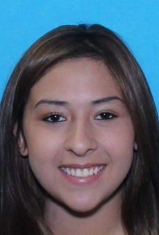 Police are looking for Bethany Renee Hernandez for her alleged involvement in an armed robbery