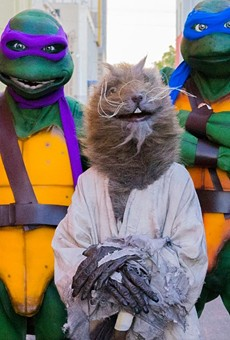 The Odessa Ninja Turtles will be there for autographs and photo-ops