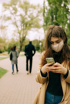 The COVID-19 pandemic made U.S. college students' mental health even worse