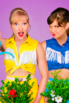 Country Meets Comedy With 'Reformed Whores'