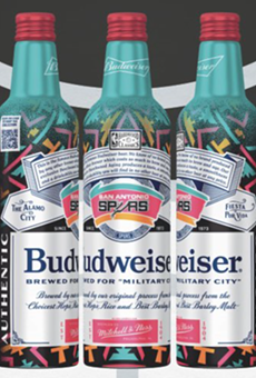 San Antonio Spurs team up with Budweiser for Fiesta-themed bottle release