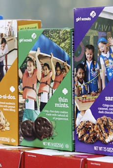 Girl Scouts of America and GrubHub to team up on delivery, lessons in entrepreneurship