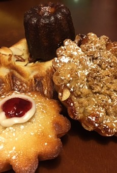 A selection of pastries from Malinalli Bakery