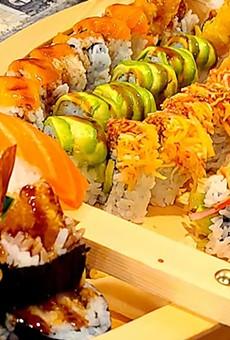 New San Antonio all-you-can-eat sushi spot Izumi generating social media buzz