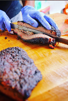 The Best Brisket I've Ever Had Is Coming to San Antonio