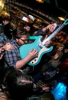 San Antonio experimental metal band Grasshopper Lies Heavy drops new ambient release