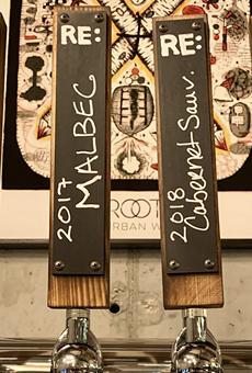 Downtown San Antonio wine-tasting room Re:Rooted 210 opens this week