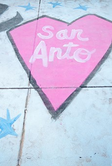 Head for Houston Street on Saturday for Artpace's Kid-friendly Festival Chalk It Up