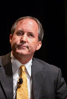 Then-state Sen. Ken Paxton, who is now attorney general, during The Texas Tribune Festival on Sept. 28, 2013.