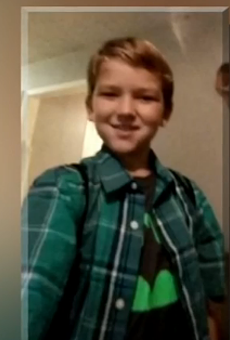 The mother of 10-year-old Kayden says her son was doused in gasoline and lit on fire by three other children playing in Kerrville's Carver Park.