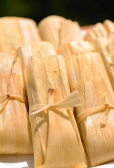 Vegans Rejoice! Viva Vegeria is Bringing You Vegan Tamales