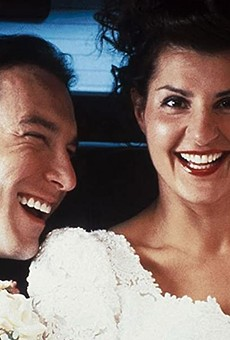 San Antonio Botanical Garden's Foodie Cinema returns with My Big Fat Greek Wedding