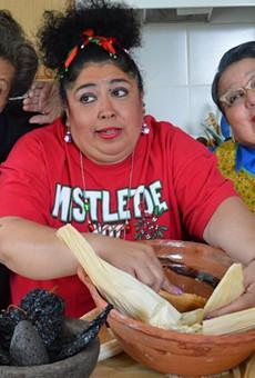 Las Nuevas Tamaleras  Comes to Guadalupe Theater