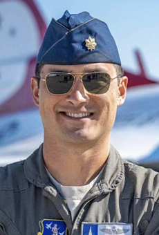 San Antonio-based pilot tapped to join Air Force Thunderbirds team