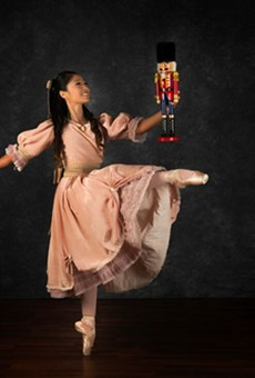 Holiday Classic The Nutcracker Takes Center Stage at the Tobin