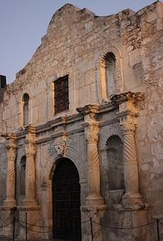 Alamo Master Plan Would Ban Protesting in Alamo Plaza