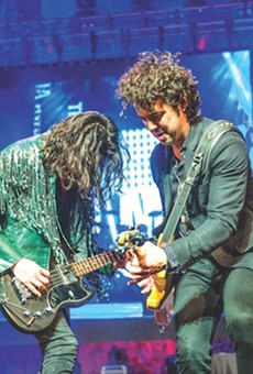How the Last Bandoleros Reinvented Tex-Mex and Blew Sting Away