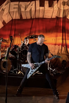 Rock band Metallica donates $75,000 to Texas food banks through nonprofit