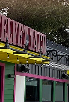 At urging of San Antonio musician, Velvet Taco adding memorials from local artists at former Tacoland site