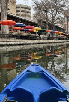 Local adventure outfit Mission Kayak now offers excursions along the business district of the San Antonio River Walk all year long,