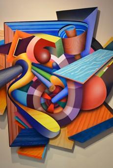 A Quick Tour of Artist Mark Hogensen's 'Construction Sights'