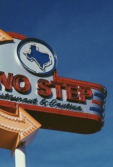 Two Step Restaurant & Cantina has closed its doors permanently.