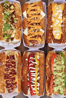 West Coast chain Dog Haus will officially open its first San Antonio location this weekend.