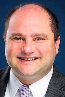 Public Utility Commission Chairman Arthur D'Andrea was asked to resign after being captured on an audio recording reassuring investors in the companies he was hired to regulate.