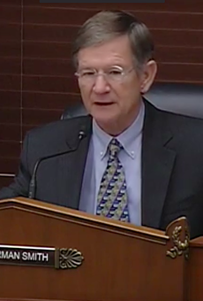 """Lamar Smith Wants to """"Make the EPA Great Again"""" ... With Baseless Accusations"""