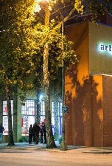 Artpace has reopened for visits by appointment.