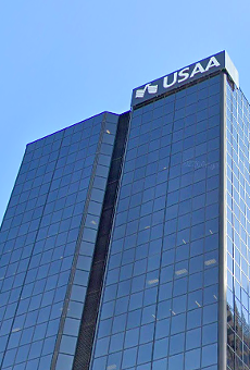 The city cut a deal with USAA in December 2017 to put new jobs downtown.