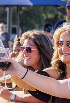 Splashway Waterpark and Campground will host a family-friendly outdoor market and wine walk during two weekends in April.