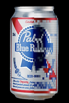 Pabst Blue Ribbon is teaming up with local creative studio Wide Awake to bring an interactive art pop-up to the Aztec Theatre.