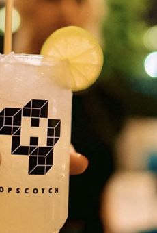 San Antonio's immersive art experience Hopscotch is looking for restaurants to pop-up at gallery site.