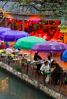 Texas cities such as San Antonio that rely heavily on tourism dollars would be hit especially hard, the study's author warns.