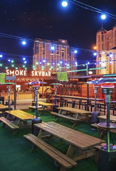 Smoke BBQ + Skybar will host rapper Nelly for the company's sixth anniversary.