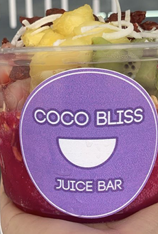 Coco Bliss, a new smoothie and juice bar, will hold its grand opening Saturday.