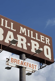 San Antonio-based Bill Miller Bar-B-Q is bringing back homemade rye bread for limited time