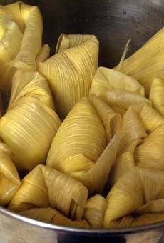 The organizer of the free San Antonio Roasted Corn Festival will hold a Tamale Fest in December.
