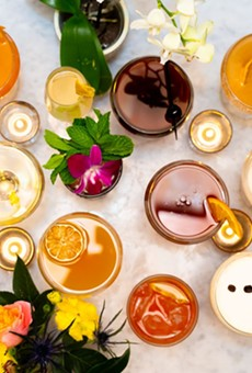 Sidecar at the Prince Solms Inn has launched a new Spring cocktail menu.