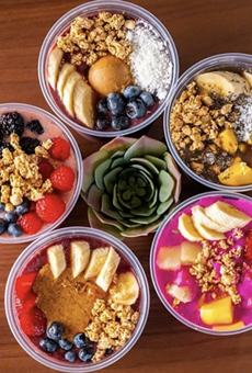 NOVO Açaí Bowls will open May 15.