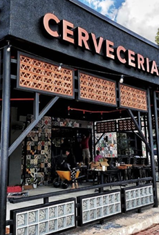 Newish downtown eatery Cervecería Chapultepec has been named in a $20 million lawsuit.