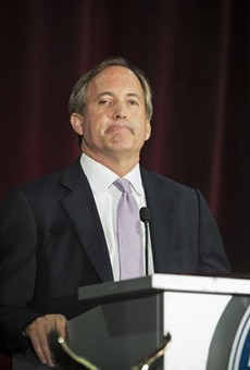 Attorney General Ken Paxton has sued the Biden administration over its decision to overturn the Trump administration's extension of a funding stream that helps provide health care for uninsured Texans.