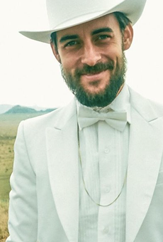 Texas country music artist Robert Ellis will take part in the first Music Fare event.