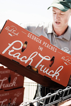 The Peach Truck Tour is set to travel to 25 states across the country, including several stops in the Alamo City.