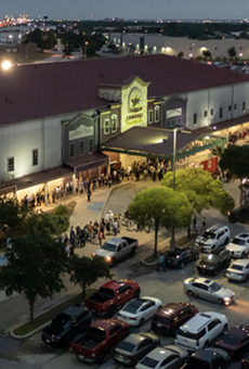 Cowboys Dancehall was nearly shut down this weekend due to being over capacity - again.