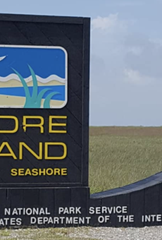 Park rangers will conduct sobriety checkpoint on Padre Island, just south of Mustang Island.