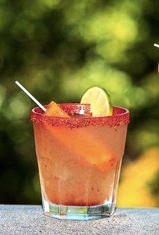 The boutique hotel is offering a summer-inspired Poptails with a Purpose program.