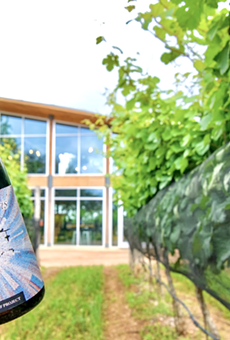The Hill Country vineyard has released the second wine in its Wanderer Series Relief Project.