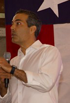 After Trump insults his family, George P. Bush seeks his support in Texas Attorney General run